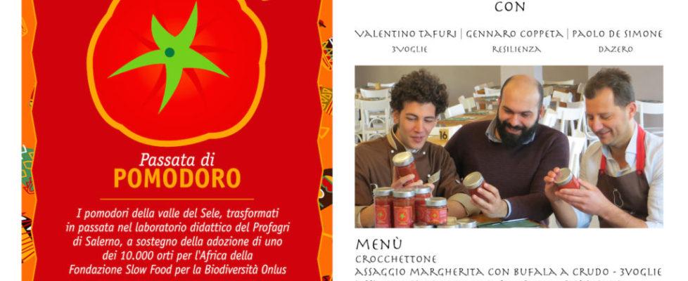 Locandina Pizza per l'Africa