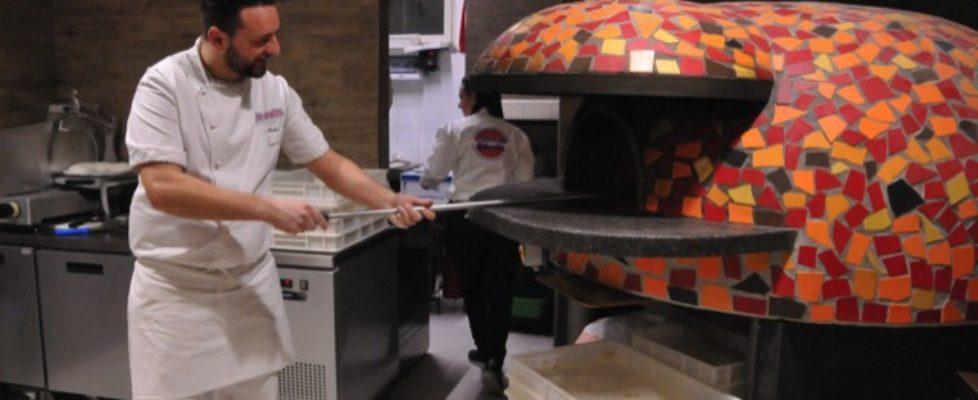 Mirko Patrizio pizzeria il Corallo