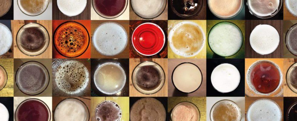 scatti di birra